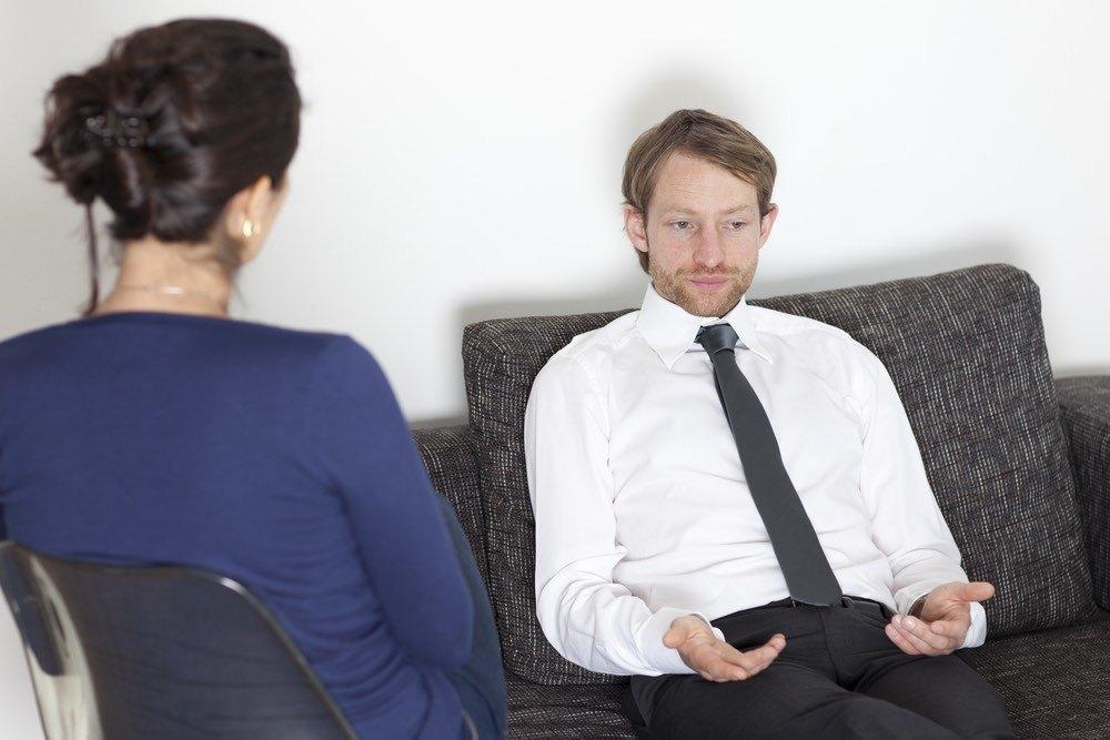 psicoterapia per ansia